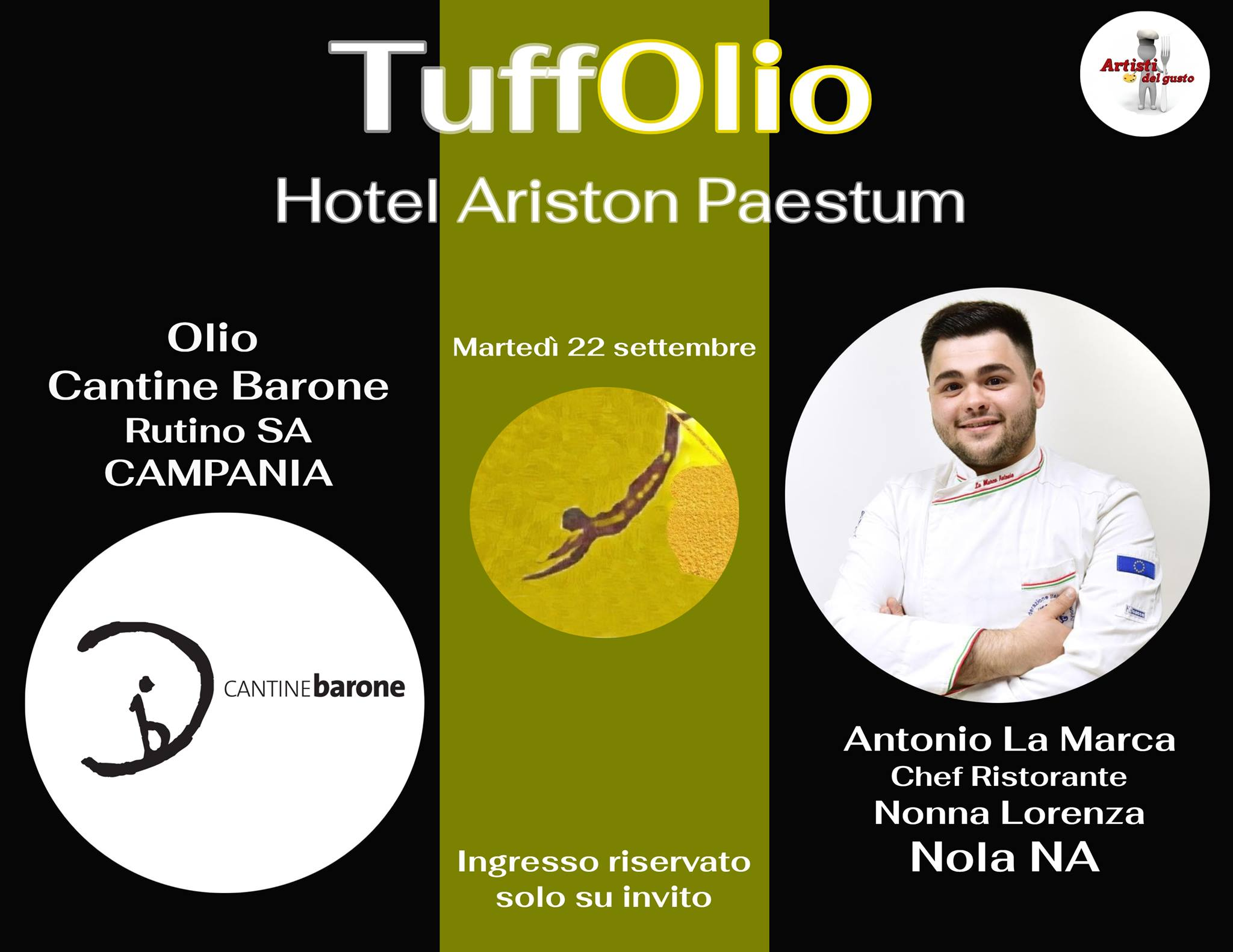 Tuffolio 2020 Hotel Ariston Paestum